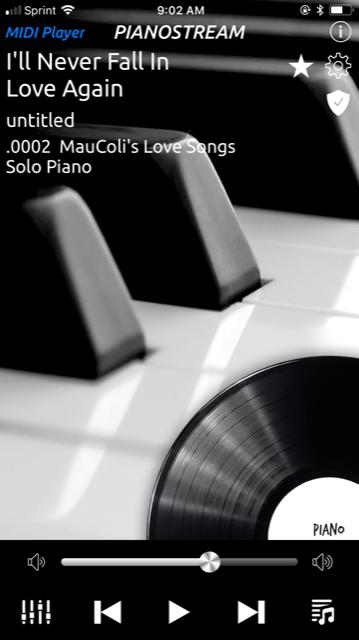 PianoStream App For All Player Pianos!